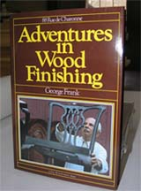 Adventures in Wood Finishing