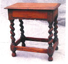 Barley Twist Joynt Stool